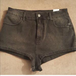 BDG short shorts